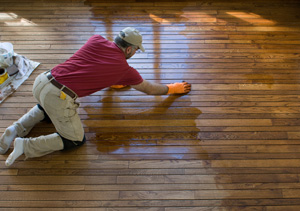 Wood floor restoration in Imperial, Blythe & nearby